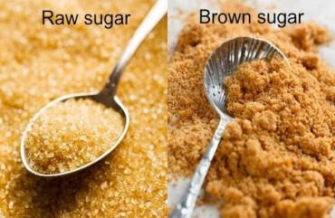 Brown Raw Sugar